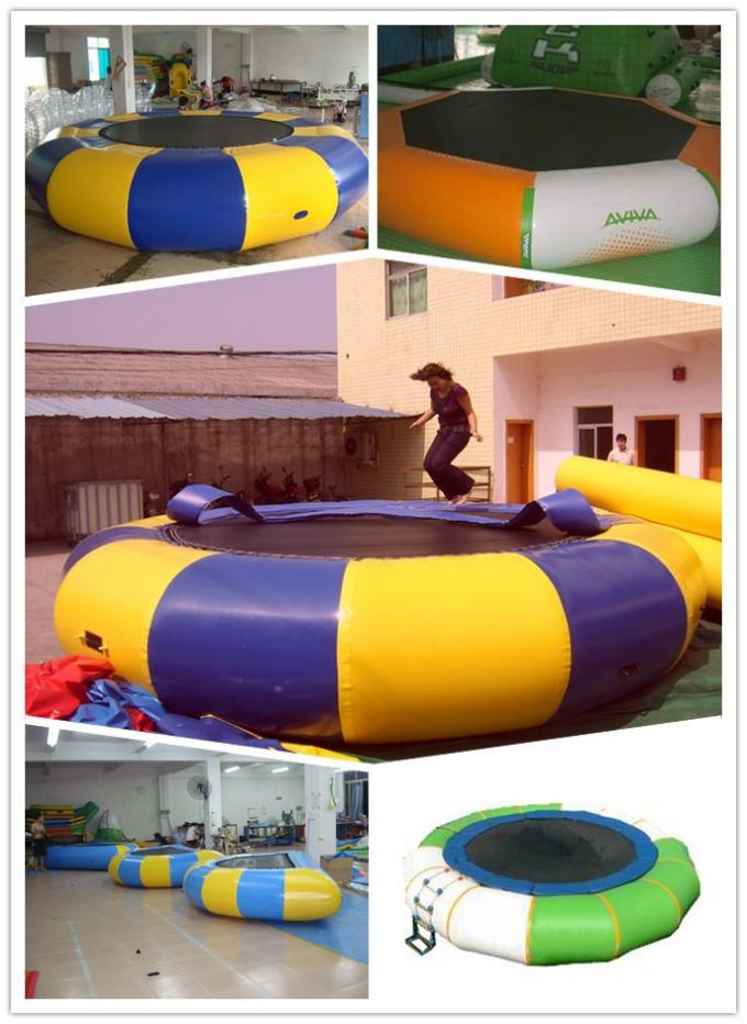 Overton's Escape Bouncer Package Inflatable Water Games With High Quality