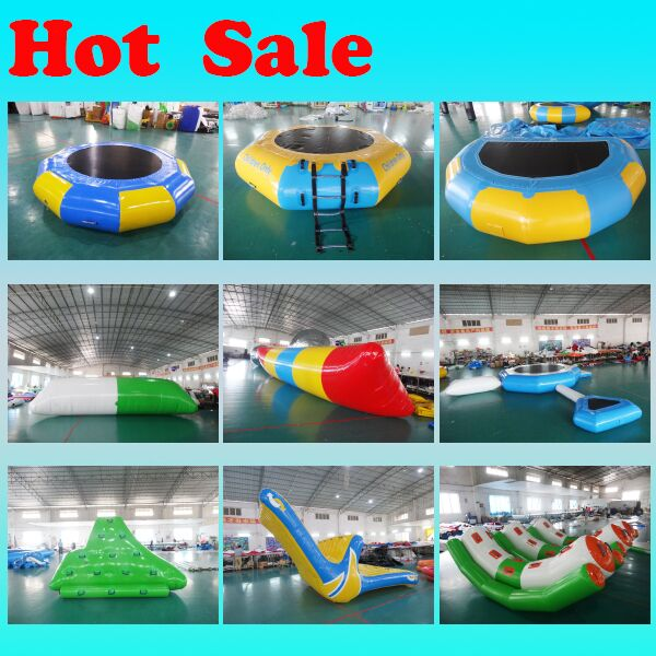 4-6 Person Water Inflatable Rotating Top Inflatable Water Gyro, Planet Saturn