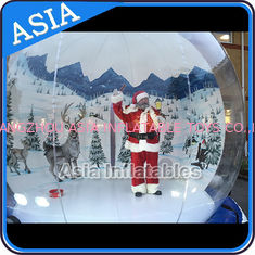 Cina Strong PVC Christmas Snow Globe / Inflatable Bubble Tent For Sale pabrik