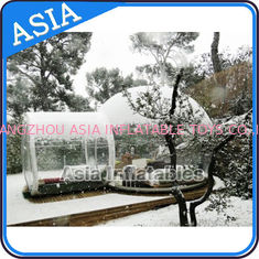Cina Waterproof Inflatable Snow Globe For Advertisement With Fake Snow pabrik