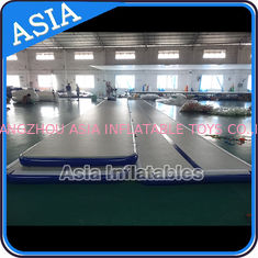 Cina Dwf Material Custom Inflatable Gym Air Mat Used For Dancing pabrik