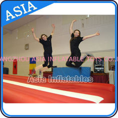 Cina Constant Blower Inflatable Air Gym Matress For Dancing And Training pabrik