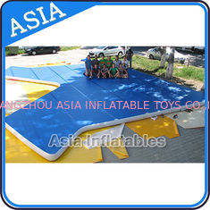 Cina Cheerleading Club And Gymnasium Inflatable Air Tumbling Track Used For Training pabrik