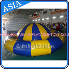 Cina 8 People Airtight Towable Inflatable Boats Water Equipment Fireproof For Sea pabrik
