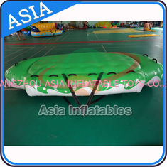 Cina 3.3m X 2.1m Digital Printing UFO Inflatable Water Boat Customized Color pabrik