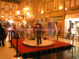 Life Size Inflatable Snow Globe