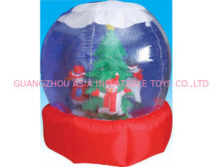 Inflatable Snow Globe for Decoration