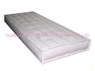 Cina White Color Single Sleep Comfortable Foldable Inflatable Air Matress Bed pabrik