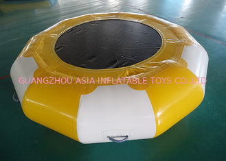 Cina Inflatable Water Bounce , Inflatable Water Park Entertainment Sports pabrik