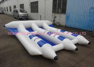 Cina Firproof Custom Inflatable Flying Fish Boat Water Surfing Board Water Equipmen pabrik