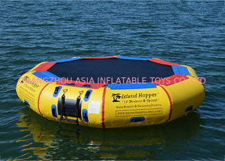Cina Overton's Escape Bouncer Package Inflatable Water Games With High Quality pabrik
