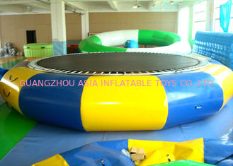 Cina Cheap Water Trampoline Inflatable Water Games , Water Trampoline Manufacturer pabrik
