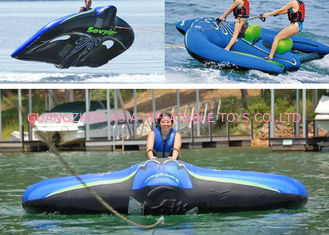 2 Person Flying Manta Ray Towable Inflatables For Water Park OEM