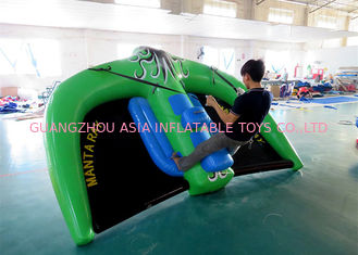 Cina 2 Person Flying Manta Ray Towable Inflatables For Water Park OEM pabrik