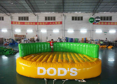 Gila 4 Pengendara Inflatable Air Sofa / Towable Ski Tube CE ROHS UL