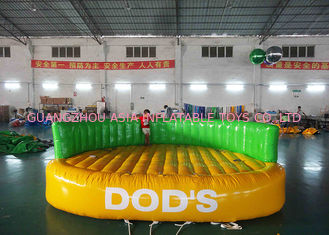 Cina Gila 4 Pengendara Inflatable Air Sofa / Towable Ski Tube CE ROHS UL pabrik