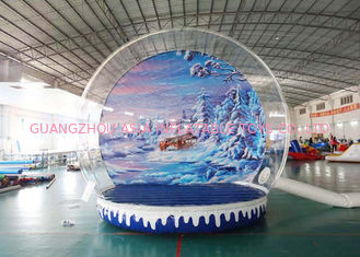 Cina Inflatable Snow Globe / Bubble Tent for Take Ptoto and Exhibition pabrik