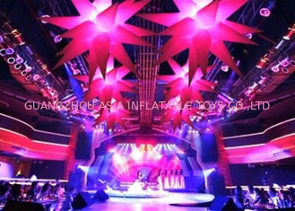 Cina Party / Event Ceiling Decoration Inflatable Star/ LED Star Light pabrik