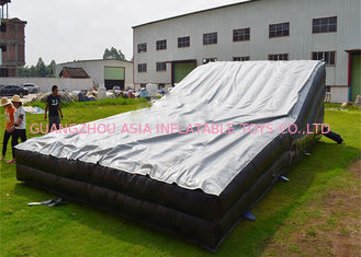 Cina Freedrop BMX Inflatable Airbag, Matras Jump Up Jump Air Untuk Stunt pabrik