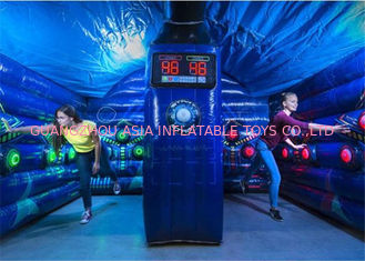 Cina Inflatable IPS Interaktif Battle Lighting Arena Table Game CE UL Bersertifikat pabrik