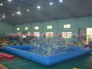 High Quality Colorful Kids Inflatable Pool for Water Ball Sports
