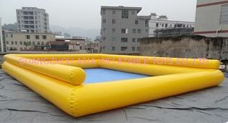 Colourful Double Pool Kids Inflatable Pool for Water Games Play