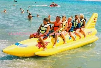 Cina Inflatable Towable Water Sports, Inflatable Single Tube Banana Boat pabrik
