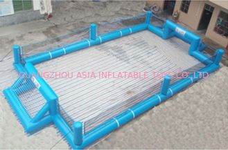 Cina Portable Large Inflatable Soccer Pitch For Commercial Use , Inflatable Soccer Field pabrik