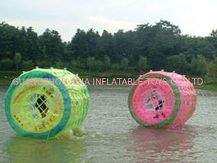 Anak-anak Outdoor Inflatable Pool Water Roller untuk Lake