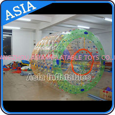 Cina Water Roller Ball Inflatable Floating Water Roller pabrik