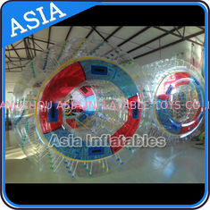 Cina Roll Inside Inflatable Ball , Inflatable Water Rolling ball , Water Roller Ball pabrik