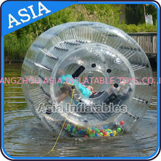 Cina Water Playing Games Inflatable Floating Water Roller  for Kids Inflatable Pool pabrik