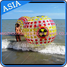 Cina 2.6M Inflatable Human Hamster Ball , Zorb Ball For Kids pabrik