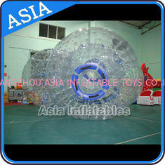 Cina Safety 1.0mm TPU Clear Inflatable Zorbing Grass Zorb Ball In Stock pabrik