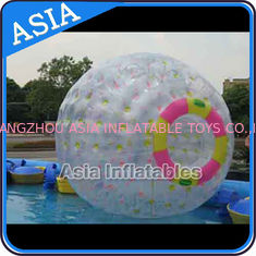 Cina Clear PVC / TPU Inflatable Zorb Ball with 3m Outer Diameter For Adults pabrik