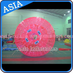 Cina 0.8mm Colourful PVC Giant Inflatable Zorb Grassplot Ball for Entertainment pabrik