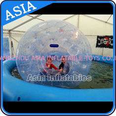 Cina Inflatable Aqua Roller Games For Outdoor Summer Water Entertainment pabrik