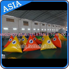 Cina Customized Simple Floating Inflatable Buoys For Aqua Park pabrik