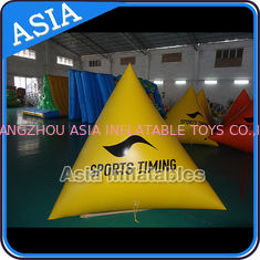 Cina Inflatable Promoting Buoy , Inflatable Swim Buoys For Ocean Or Lake pabrik