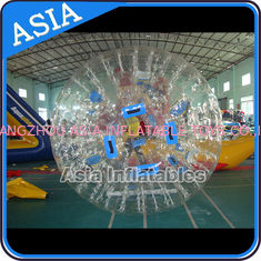 Cina Outdoor Commercial Grade Inflatable Grass Zorb Ball , Inflatable Zorb Ball pabrik