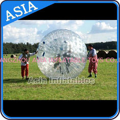Cina 2.5m Children Human Hamaster Inflatable Zorb Ball , Grass Roller Ball pabrik