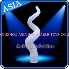 Cina LED Inflatable Lighting Cone Decoration Lighting Cone, Inflatable Cone pabrik