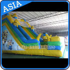 PVC Tarpaulin Commercial Inflatable Bouncer Inflatable Minions Bouncy Castle pemasok