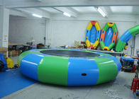 Commercial Air Tight Inflatable Water Trampoline For Water Sport Games pemasok