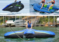 2 Person Flying Manta Ray Towable Inflatables For Water Park OEM pemasok