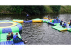 Amazing Inflatable Water Parks Projects For Adults And Kids CE UL pemasok