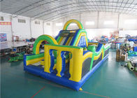 Vertical - Rush Inflatable Obstacle Course For Children And Adults pemasok