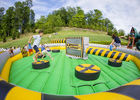 Funny Inflatable Sweeper Game / Inflatable Wipeout Eliminator pemasok