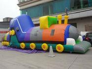 Mini Inflatable Tunnel Maze Games For Outdoor Children Amusement pemasok