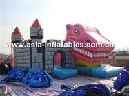 2014 high quality jumping castles inflatables combo pemasok